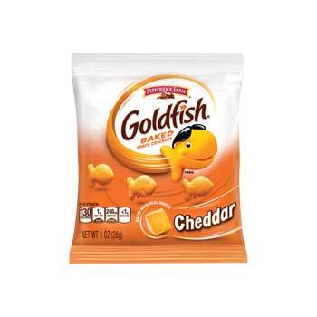 Goldfish® Cheddar Crackers, 1 oz., 60/CS