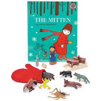 Primary Concepts 3-D Storybook, The Mitten
