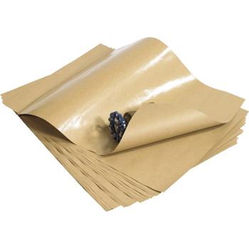 "W.B. Mason Co. Poly Coated Kraft Paper Sheets, 50#, 18"" x 24"", Kraft, 830/CS"