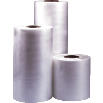 "Polyolefin Shrink Film, 6"" x 75 Gauge x 3500', Clear, 1/CS"