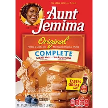 Aunt Jemima® Complete Pancake & Waffle Mix, Original, 32 oz
