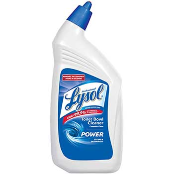 Disinfectant Toilet Bowl Cleaner, 32 oz. Bottle