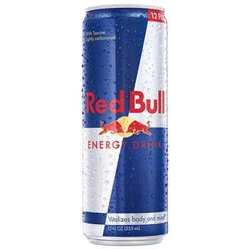 Red Bull® Energy Drink, Original, 12 oz., 24/CS