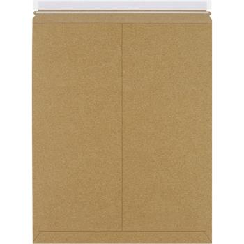 """W.B. Mason Co. Utility Flat Mailers, 9 1/2"""" x 13 1/2"""", Kraft, 250/CS"""