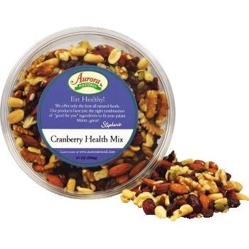 Cranberry Health Mix, 21 oz. Tub