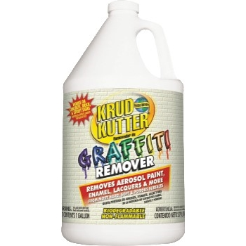 Rust-Oleum® Graffiti Remover, Mild Scent, 1 gal Bottle