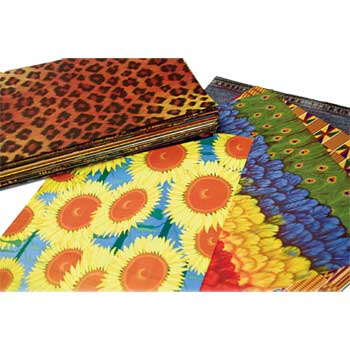 Roylco® Patterned Paper Classpack, 8.5 x 11, 96 Sheets/Pack