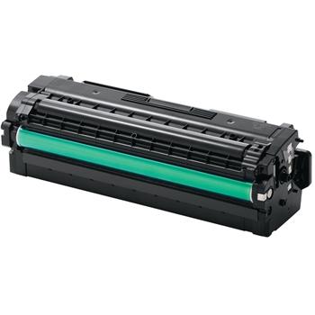 Samsung CLT-M506L (SU309A) High-Yield Toner, 3500 Page-Yield, Magenta