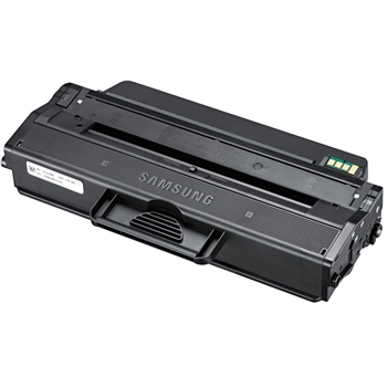 Samsung MLT-D103L (SU720A) High-Yield Toner, 2500 Page-Yield, Black