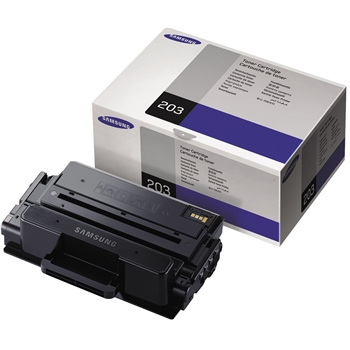 Samsung MLT-D203E (SU890A) Extra High-Yield Toner, 10000 Page-Yield, Black