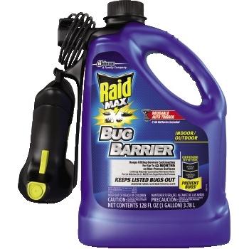 Raid® Bug Barrier, Starter, 1 Gallon