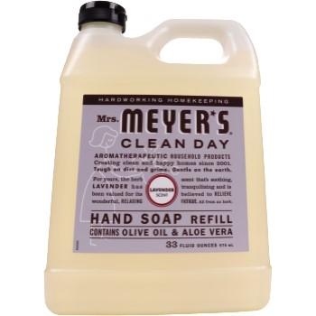 Hand Soap Refill, Lavender, 33 oz.