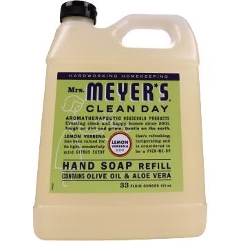 Hand Soap Refill, Lemon Verbena, 33 oz.