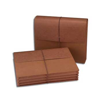 """3-1/2"""" Redrope Expanding Wallet, 11-3/4"""" x 9-1/2"""", 10/BX"""