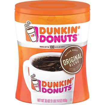 Original Blend Ground Coffee, Medium Roast, 30.5 oz. Canister