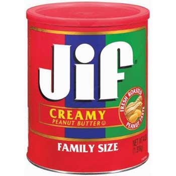 Creamy Peanut Butter, 4 lbs.