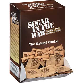 Single-Serve Sugar Packets, 200/BX