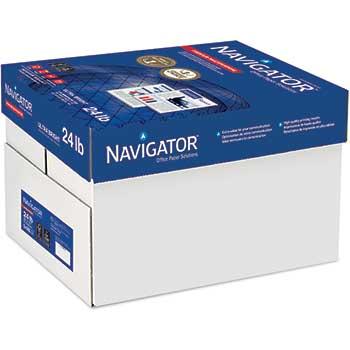 Premium Multipurpose Paper, 97 Brightness, 24lb, 11 x 17, White, 2500/Carton