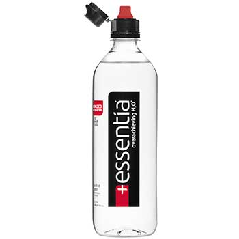 Essentia® Hydration Water, 23.6 oz. Bottle, 24/CS