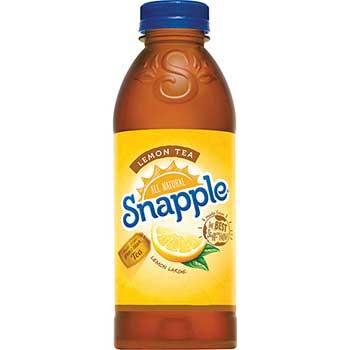 Snapple® Lemon Tea, 20 oz. 24/CS
