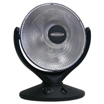 Parabolic Reflective Heater