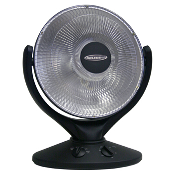 Soleus Air® Parabolic Reflective Heater