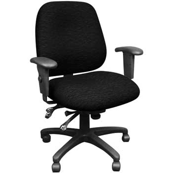 """""""ALL-IN"""" High Performance Task Chair, Black"""