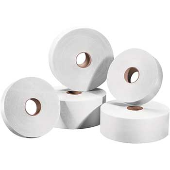 """Tape Logic® #5000 Non-Reinforced Water Activated Tape, 1"""" x 500', White, 30/CS"""