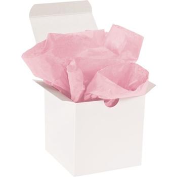 """Tissue Paper, Gift Grade, 20"""" x 30"""", Dark Pink, 480/CS"""