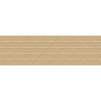 Central™ 235 Reinforced Tape, 5.8 Mil, 72mm x 375', Kraft, 8/CS