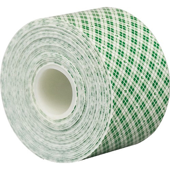 """3M™ 4032 Double Sided Foam Tape, 2"""" x 5 yds., 1/32"""", Natural, 1/CS"""