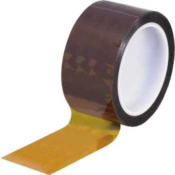 "W.B. Mason Co. Kapton® Tape, 2"" x 36 yds., Amber, 1/CS"