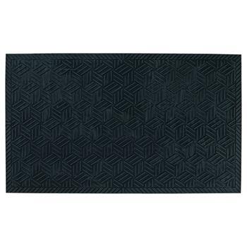 M + A Matting SuperScrape Plus Mat, Black, 3' x 5'