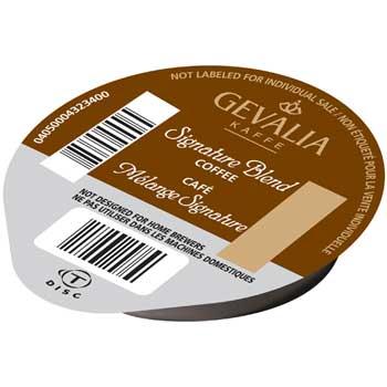 Gevalia® Kaffe® TASSIMO Professional T-Discs, Signature Blend Coffee, Medium 16/PK