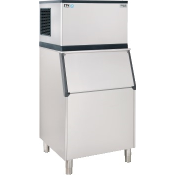 ITV Spika Modular Series Ice Cube Makers, 494 lb. Production