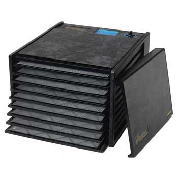 Excalibur® Economy Dehydrator, 9-Tray, Black