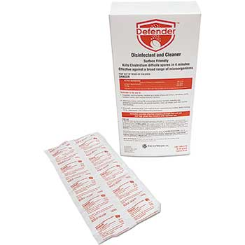Unimed-Midwest Trust Medical™ Sporicidal Disinfectant Tablets, 100/BX