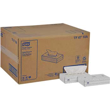 Tork® Universal Facial Tissue, 30 Boxes/Case