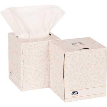 Tork® Premium Facial Tissue, 36 Boxes/Carton
