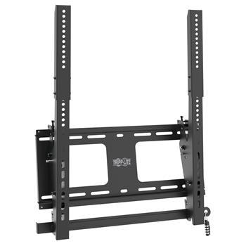 "Tripp Lite Display TV Security Wall Mount Tilt Flat Portrait Mode 45-55in - 55"" Screen Support - 110.23 lb Load Capacity - Black"