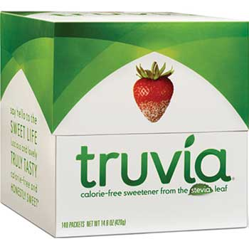 Truvia® Natural Sweetener, 140/BX