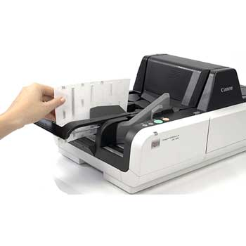 """Alliance Imaging Products™ Canon Check Scanner Cleaning Card w/Waffletechnology, 5.5"""" x 8.75"""" Pouch, 15/CT"""