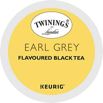 K-Cup® Pods, Tea, Earl Grey, 24/BX
