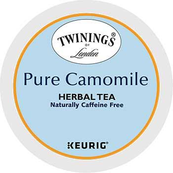K-Cup® Pods, Tea, Camomile, 24/BX