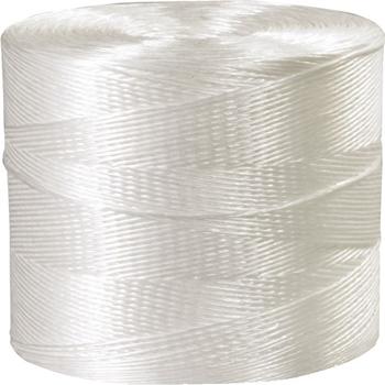 W.B. Mason Co. Polypropylene Tying Twine, 1-Ply, 145 lb, White, 8500'/CS