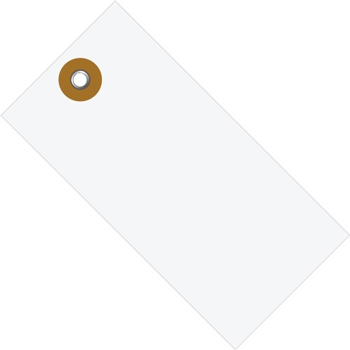 "Tyvek Shipping Tags, 4 1/4"" x 2 1/8"", White, 1000/CS"