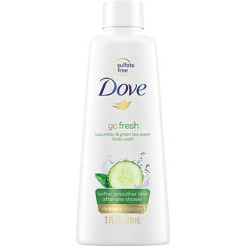 Go Fresh Cool Moisture Body Wash, 3 oz