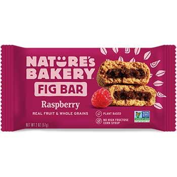 Nature's Bakery™ Raspberry Fig Bar, 2 oz., 12/BX