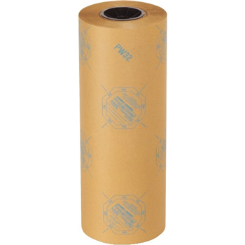 "VCI Paper, Industrial Roll, 35#, 18"" x 200 yds., Kraft"