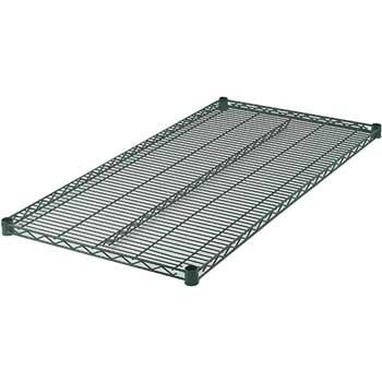 """Winco® Wire Shelf, Epoxy Coated, 24"""" x 36"""", 2/PK"""